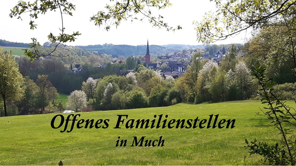 Offenes Familienstellen in Much